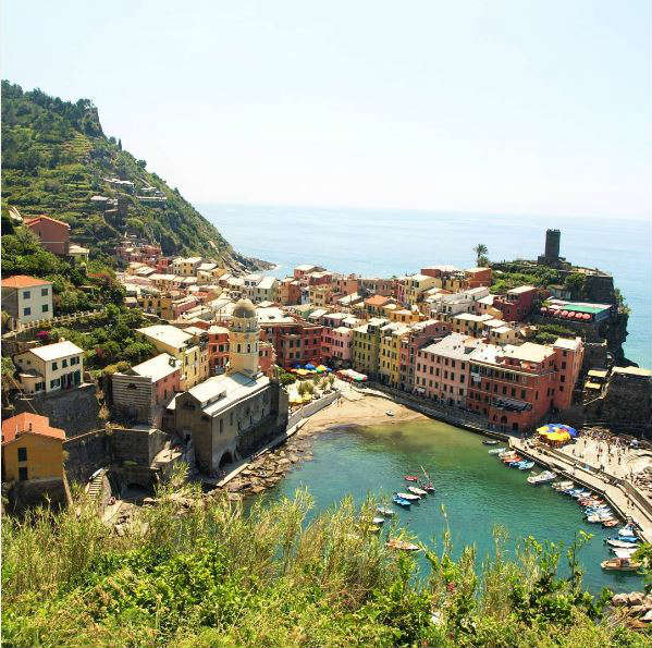 Vernazza, Cinque Terre-Siobhan Rothwell