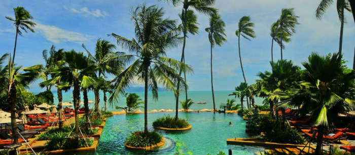 Anantara Bophut Resort & Spa, Thailand