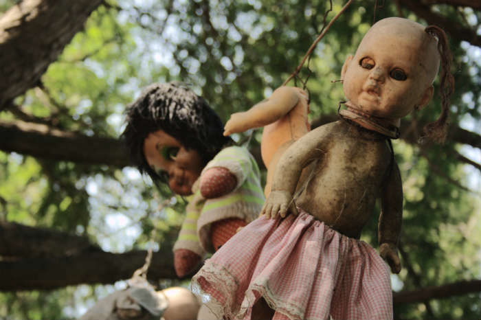 Island of Dolls Mexico