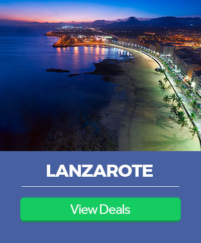 Super Escapes to Lanzarote