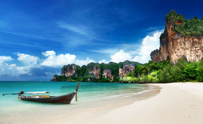 Beach in Thailand