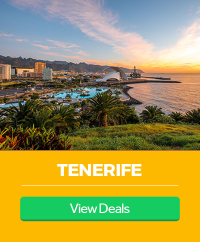 Jet2Holidays to Tenerife