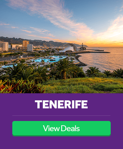 Beach Holidays to Tenerife