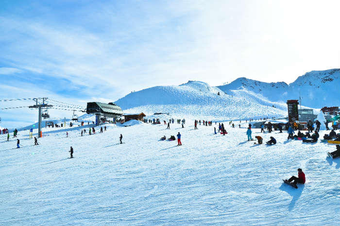World Ski and Snowboard festival, Canada