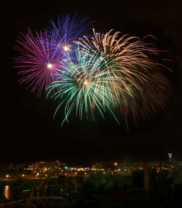 Montreal International Firework Competition