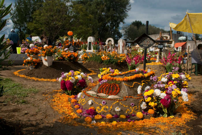 Halloween events 2014-Day of the Dead, Mexico