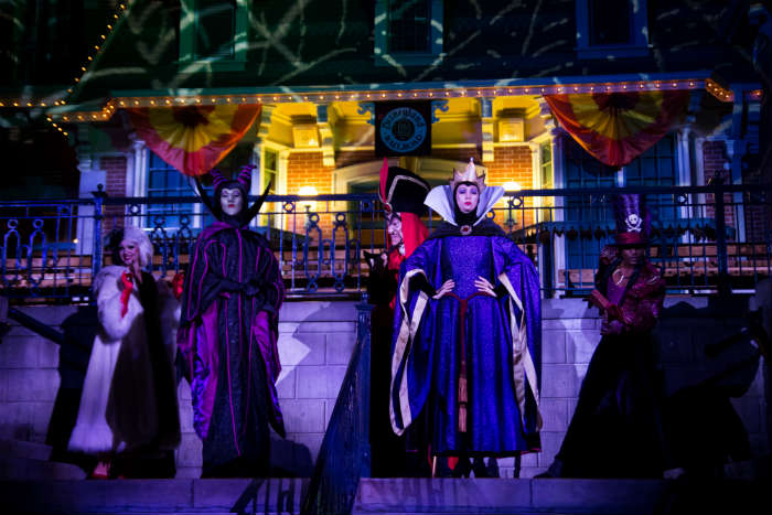 Halloween events 2014-Disneyland Paris