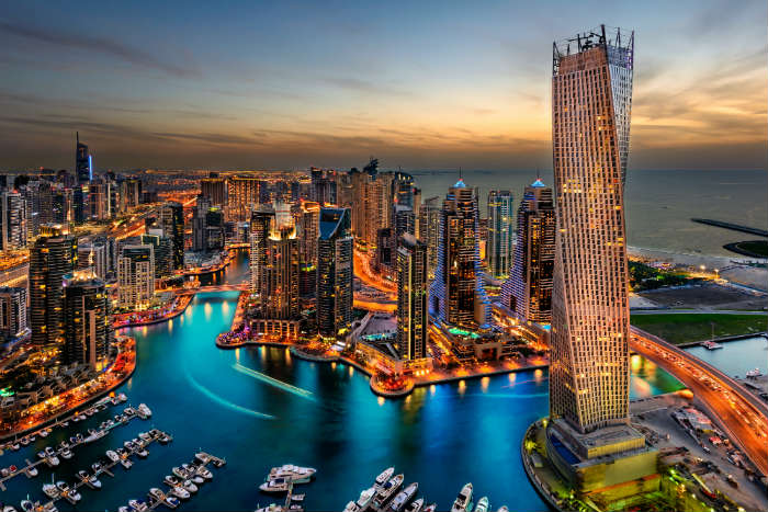 Dubai, UAE-top 2016 destinations