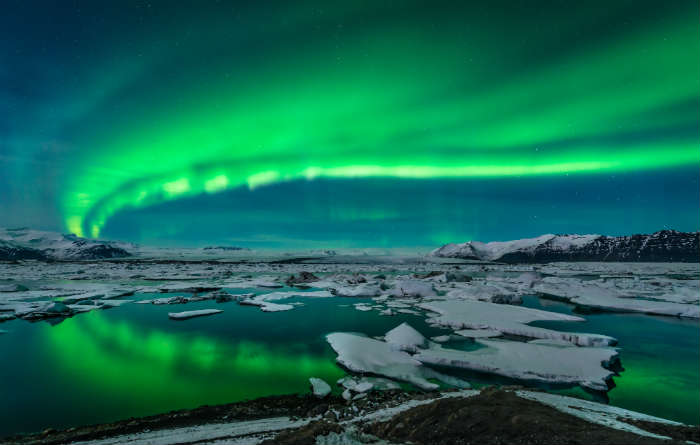 Northern Lights, Iceland-top 2016 destinations