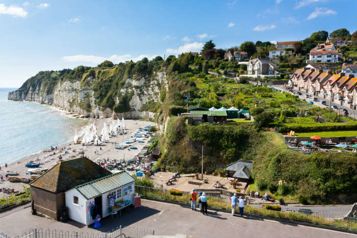 Devon, UK staycation-top 2016 destinations