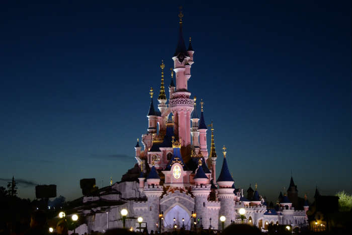 Europe theme parks-Disneyland Paris
