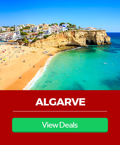 Travelsoon Holidays to Algarve