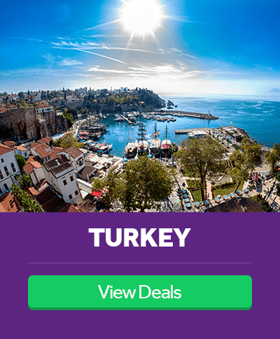 Compare Easter Holidays to Turkey