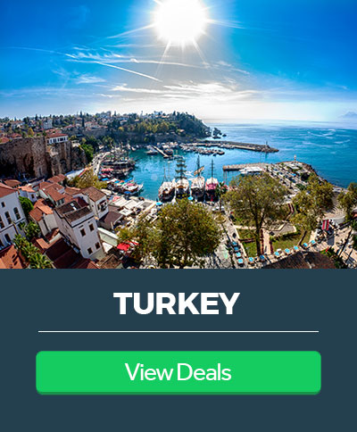 Very Cheap Holidays to Turkey