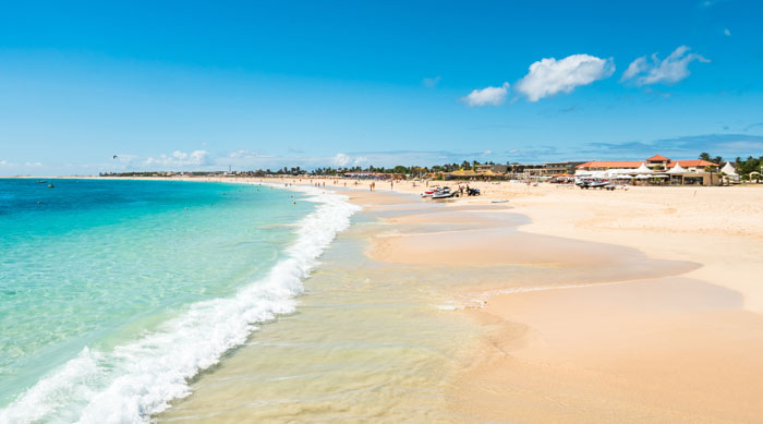 Where's Hot March - Cape Verde