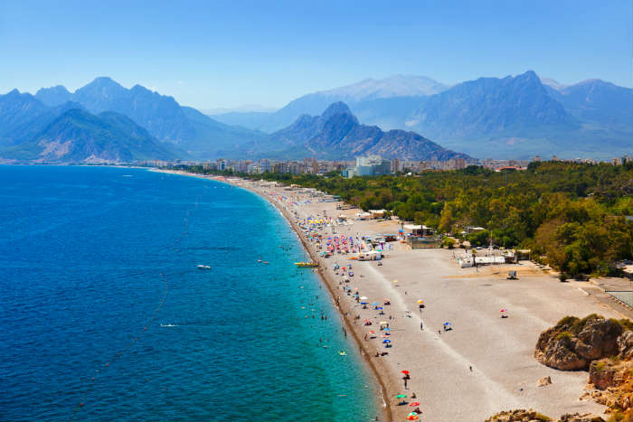Where's Hot May - Antalya, Turkey
