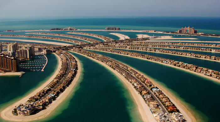Where's Hot November - Palm Jumeirah Island, Dubai