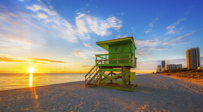 Where's Hot September - Miami Beach, Florida