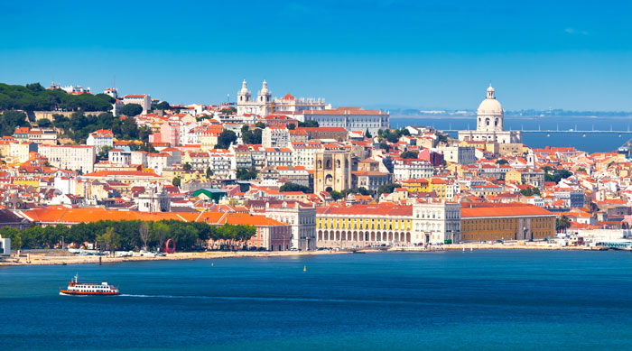Where's Hot September - Lisbon, Portugal