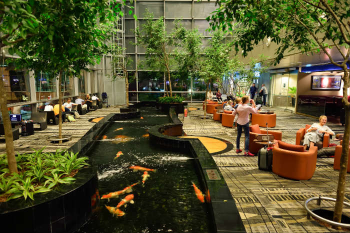 World's coolest airports - Changi