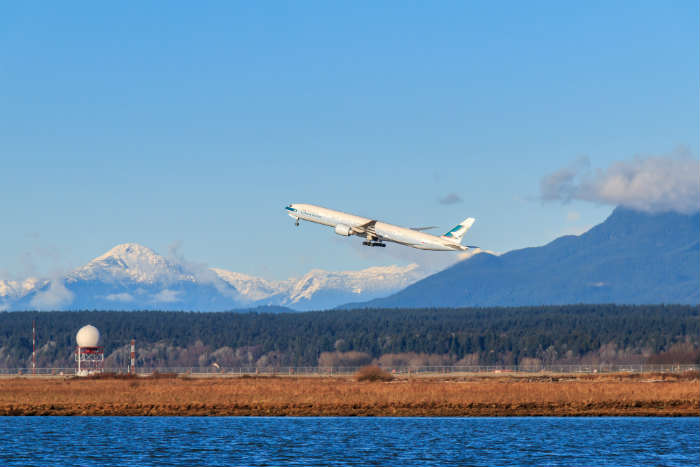 World's coolest airports - Vancouver